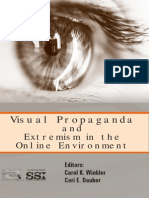 Visual Propaganda and Extremism in the Online Environment