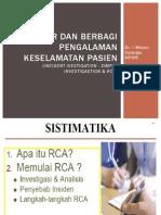 Simple Investigation (Rca)