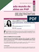 Eugenia Bahit - El Olvidado Mundo de Las Variables en PHP