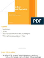 2013 Citrix VDI in a Box Overview