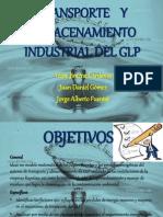 Transporte y Almacenamiento Industrial Del GLP