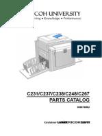 Manual Parts Duplicador Dx3340 - Copia
