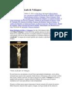 El Cristo Crucificado de Velázquez