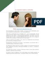 Secretos Conquistar Mujer y Cautivarla PDF