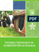 Sistemas Integrados de Alimentacion de Bovinos