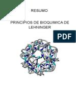 Resumo Livro de Bioquimica.