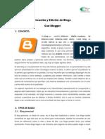 5º PARTE Creacion y Edicion de Blogs