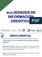Presentación - Sociedades de Información Crediticia