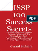 CISSP 100 Sucess Secrets