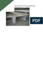 Estructura Formada Por Soleras de Hormigon Pretensado