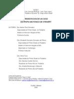 Presentacion Caso Distrofia 15092010