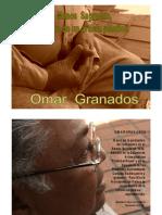 MANOS SAGRADAS, MANOS DE UN ARTISTA PLÁSTICO Omar Granados