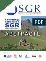 Volum Abstracte CN SGR 2012