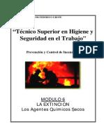Modulo I-06 - La Extincion-Polvos