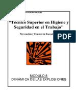 Modulo I-08 - Dinamica de Las Explosiones