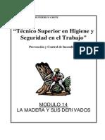 Modulo I-14 - La Madera y Sus Derivados