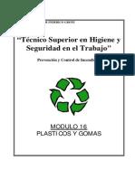 Modulo I-16 - Plasticos y Gomas