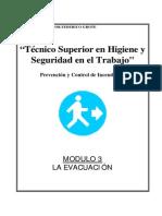 Modulo II-03 - La Evacuacion