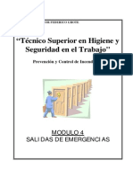 Modulo II-04 - Salidas de Emergencia