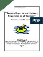 Modulo II-07 - Redes de Agua-Almacenamiento