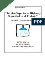 Modulo II-10 - Rociadores-Sistemas de Rociador