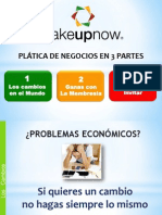 Presentacion WakeUpNow.