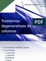 Trastornos degenerativos de la columna.pptx