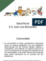 Clase 1 Posta Rural