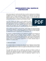 Camara Colombiana de Infraestructura Equipos de Construccion 2013