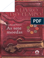 Guillaume Prévost - O Livro do Tempo -vol. 2 -  As sete moedas+