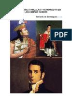 Dialogo Entre Atahualpa y Fernando Vii en Los Campos Eliseos