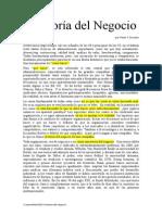 13 Drucker La Teoria Del Negocio