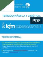 Termodinámica y Cinética