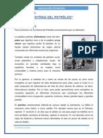 Exposición Historia Del Petróleo
