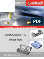 What is New in SolidCAM