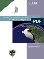 Creando Un Servicio de Web Map Services Wms