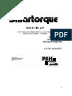 CAT427V Español.