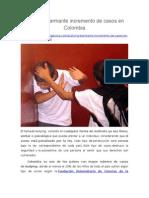 Bullying, Alarmante Incremento de Casos en Colombia