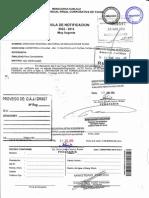 Fiscalía dispone archivar denuncia de SUPUESTO fraude en la Prueba de Contrato Docente 2014.