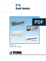 Fan and Coil YGFC