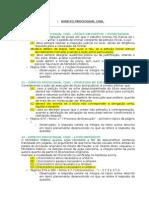 4. Direito Processual Civil Questões Oab (Por Exame)