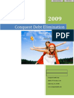 Conquest Debt Elimination Intake
