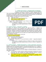 5. Direito Penal Questões Oab (Por Exame)