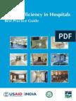 Hospital Energy Efficiency Best Practices Guide