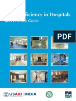 Hospital Energy Efficiency Best Practices Guide