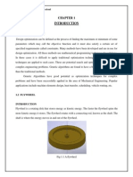 Optimization Of Weight Of Flywheel