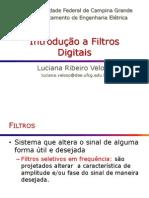 Introdução a Filtros Digitaisv2