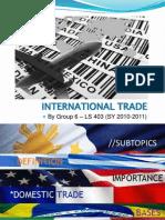 internationaltradeppt-110207041415-phpapp02