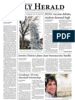 December 2, 2009 Issue