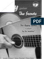 Gypsy Guitar the Secrets Vol 1